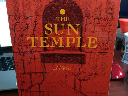 The Sun Temple is Bizarre and Wonderful