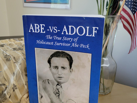 Abe vs. Adolf Shows the True View of the Holocaust