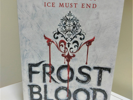 Frostblood Delivers Magic, Suspense, and Love