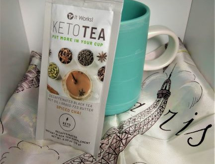 Teatime with Mrs. Joho: It Works! Keto Tea