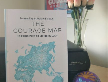 """The Courage Map Gives You the Bravery to """"Live Boldly"""""""