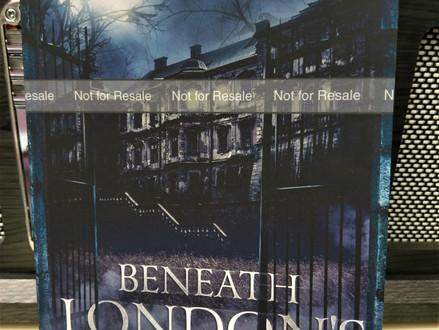 Beneath London's Fog is the Perfect Halloween Read