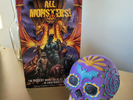 Let's Talk: Destroy All Monsters (1968 & 1969)