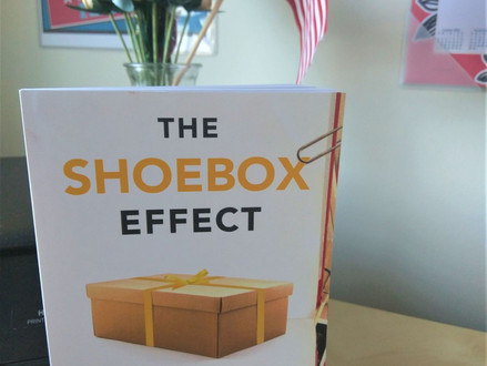 The Shoebox Effect is Poignant and Encouraging