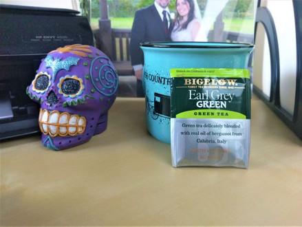 Teatime with Mrs. Joho: Bigelow Earl Grey Green Tea