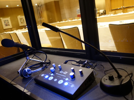 Conference Equipment Rental