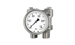 Duplex Differential Pressure Gauges