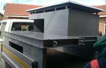 Turbine Canope Fabrication