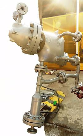 Gas Trap Refurbishment