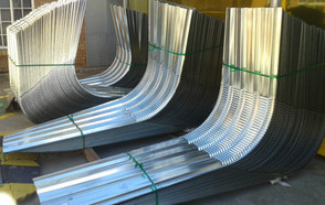 Conveyor Bullnose Installation