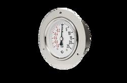 Diaphragm Pressure Gauges-Vertical