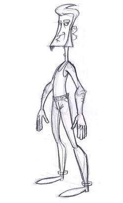 Sean Nakamura sketch2