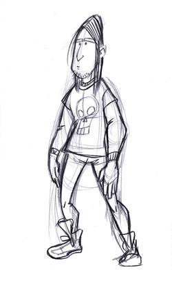 Sean Nakamura sketch1