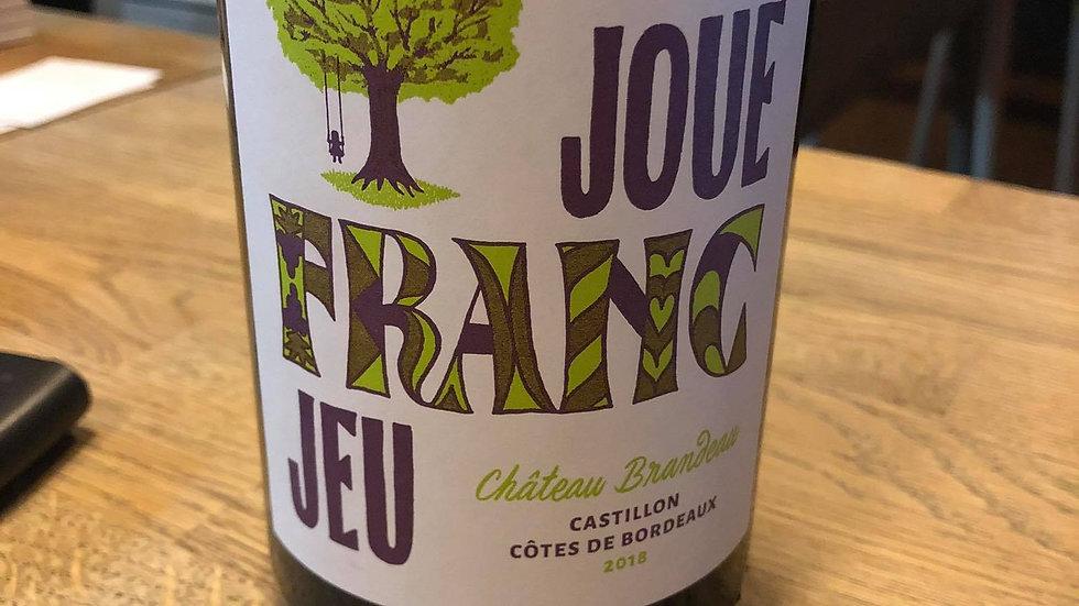 Château Brandeau Joue Franc Jeu 2018 (Rouge)