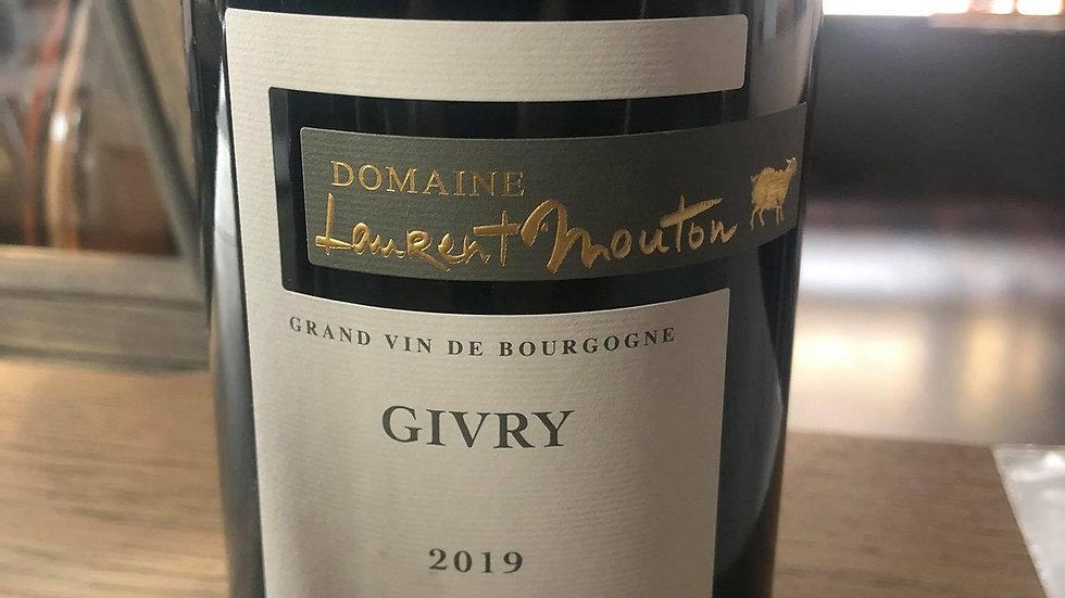 Givry Domaine Laurent Mouton 2019