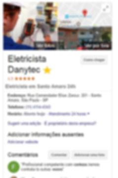 ELETRICISTA EM SANTO AMARO