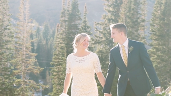 First Look Wedding Video