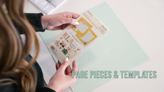 Scrapbooking Product Video