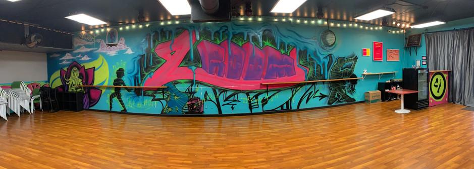 Z Room Tempe Panorama