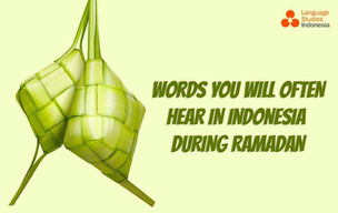Indonesian Expressions During Ramadan
