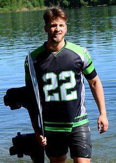 quick-dry T-Ridershirt PROMO22 grün (Restposten)