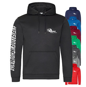 windabweisender quick-dry Riding Hoodie #neverRideWithoutB360