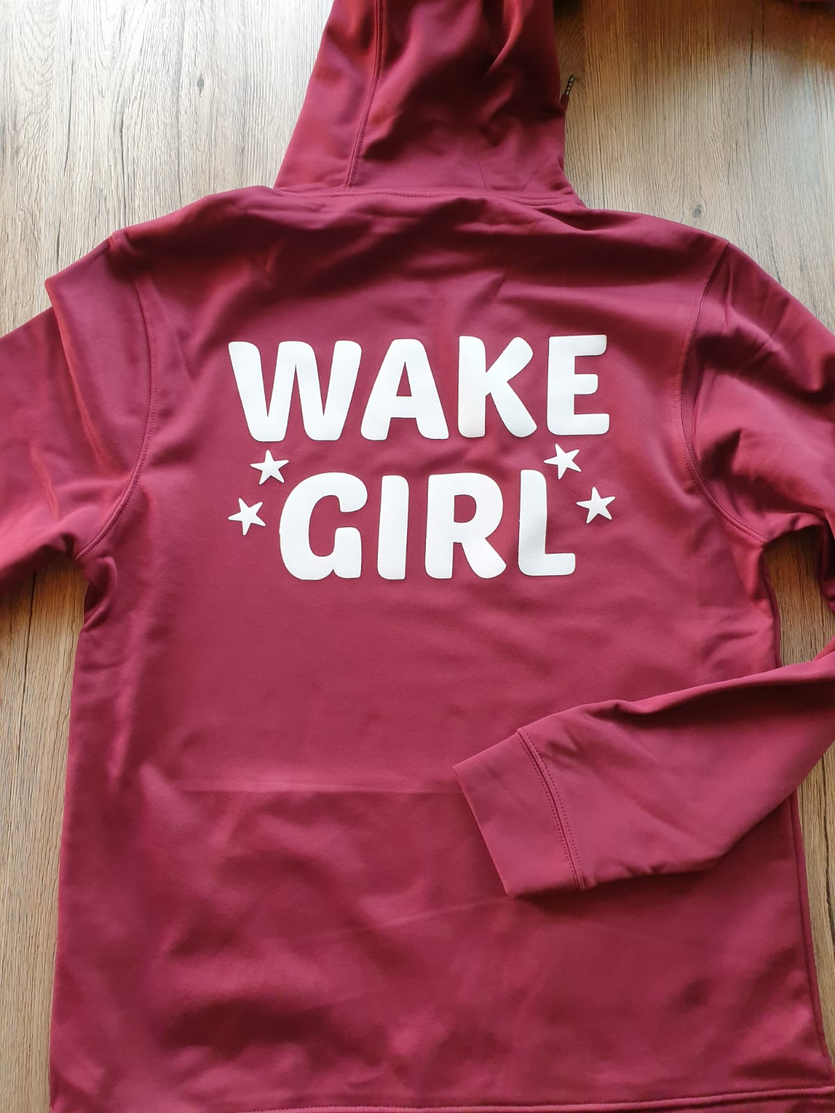 WAKE GIRL Hoodie Wakeboard quick dry