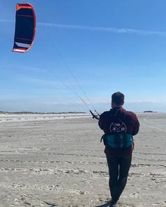 Hoodie B360 quick dry winddicht Kitesurf