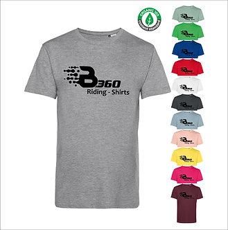 Streetwear T-Shirt (großes Logo)
