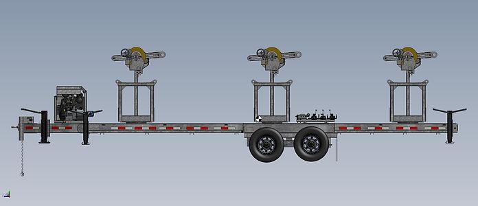 PL-3RT8 Tandem Dually eDrawing w. Turret
