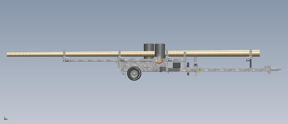 Custom Compact Metro Pole-Reel-Cargo 3.j