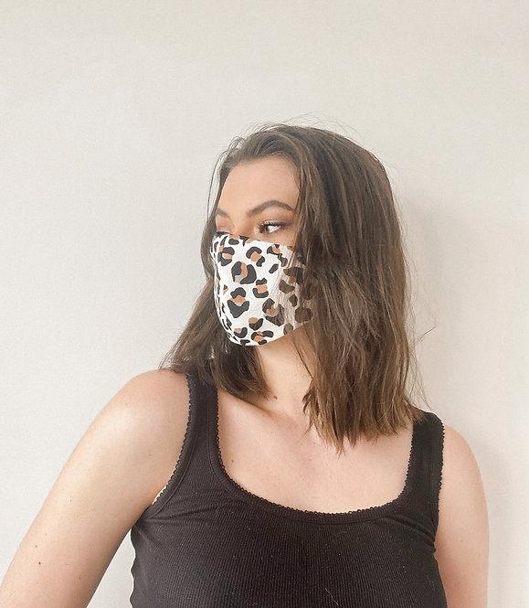 Animal Print Face Mask