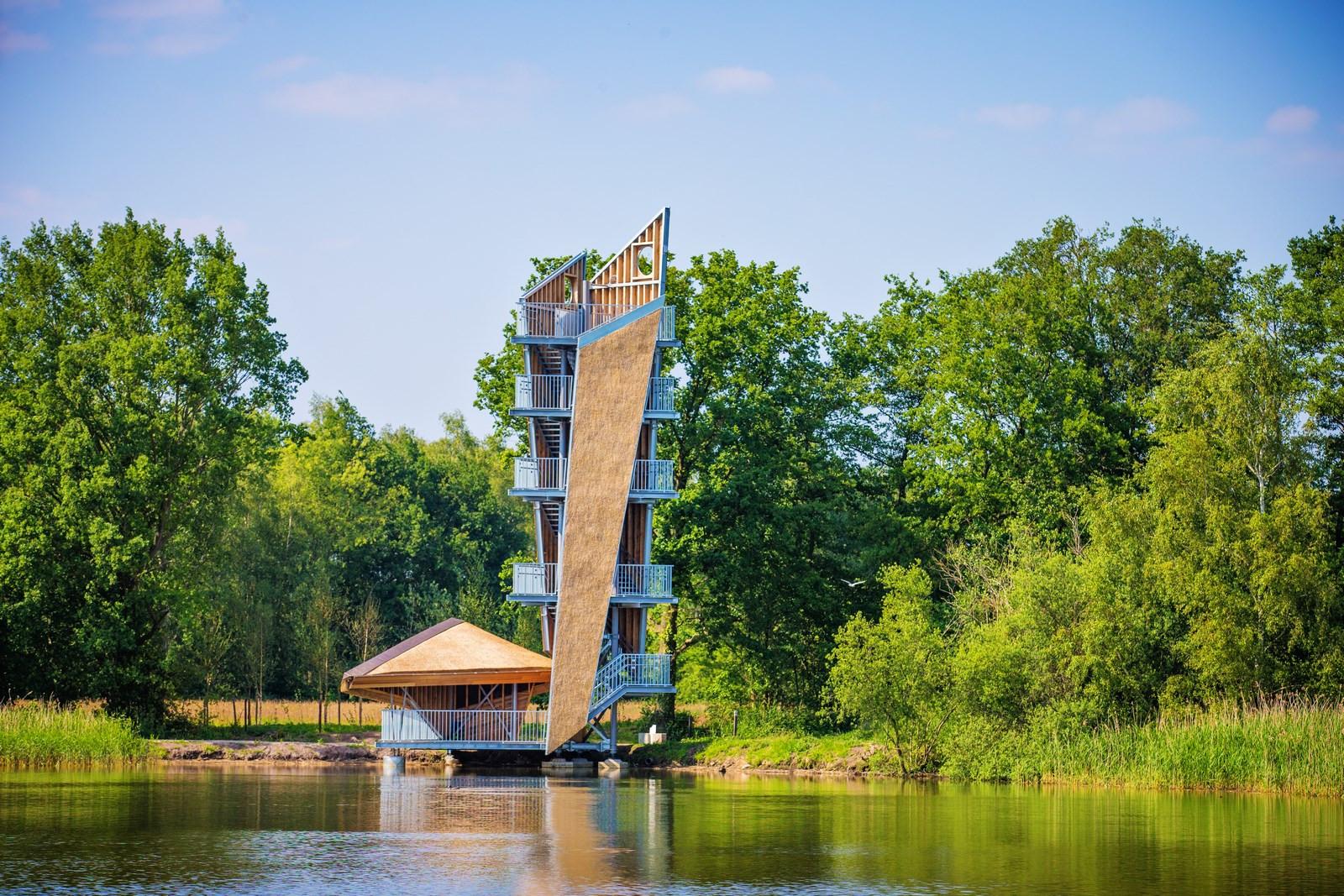 Uitkijktoren Heidestrand