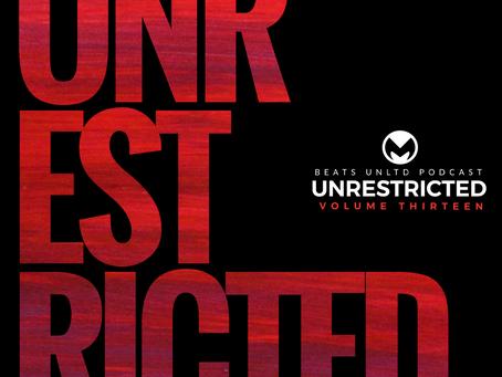 UNRESTRICTED VOL. #13
