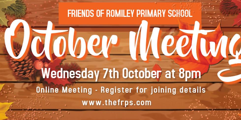 FRPS October Meeting