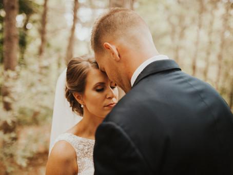 Sweet Home-Town Summer Wedding // Ethan & Tara
