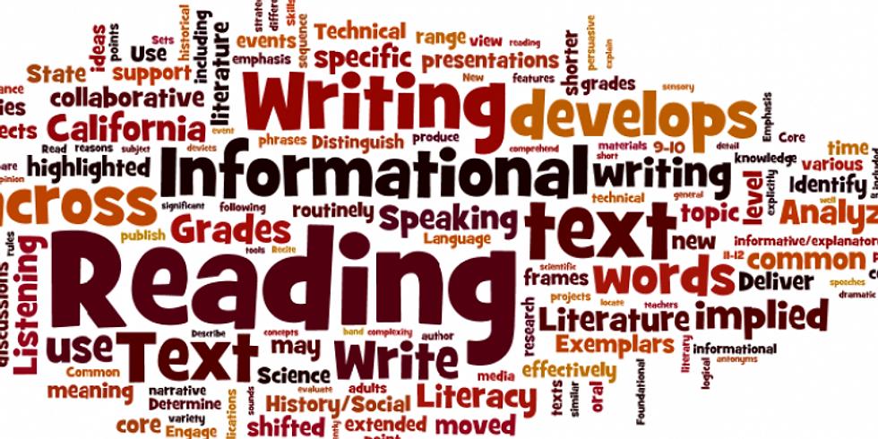 Language Arts High School-Online (Mon)