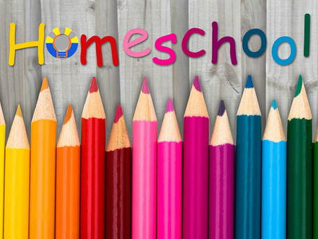 5 Things I Love About Homeschool