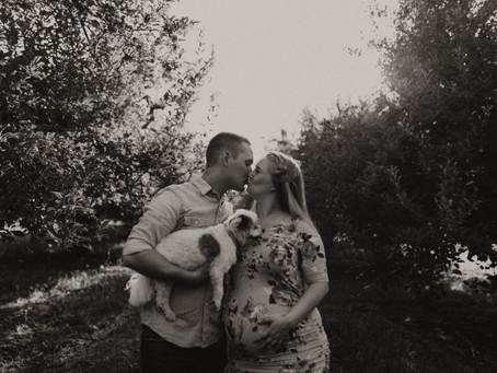 KAYLEE + STEVEN | MATERNITY