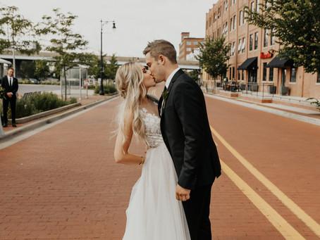 Caleb & Cassidy // The Wedding Day
