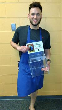 Matt Giraud Fights Hunger fundraiser