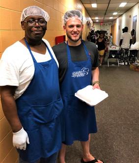 BBQ Ribs & Fried Chicken Dinner 7-3-2019