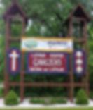 Latvian Camp Garezers Sign.jpg