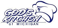 GODS KITCHEN of Michigan Logo - 1420 x 6