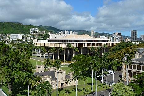 Hawai'i State Capitol