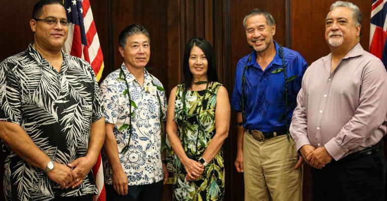 Governor Ige appoints three to Hawai'i Paroling Authority