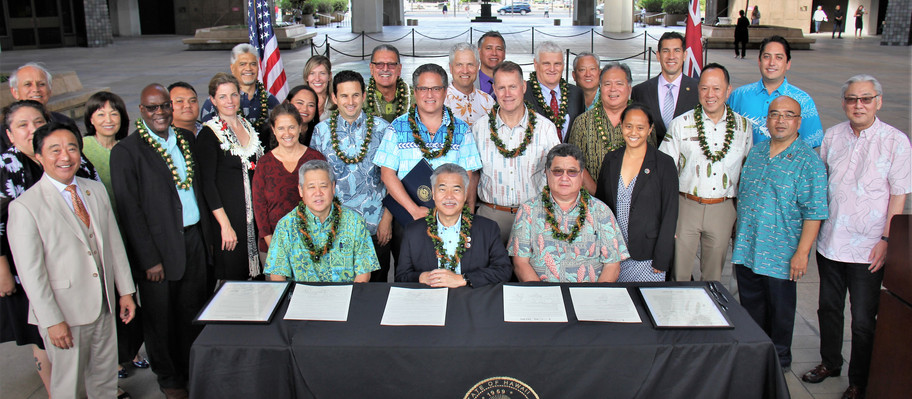 Island leaders promote Global Goals, Local Action Day - Hawaiʻi as a United Nations Hub to advance i
