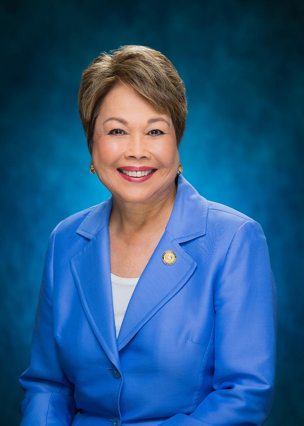 Senator Lorraine Inouye