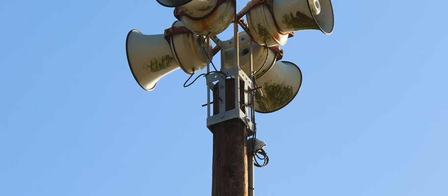 MONTHLY SIREN AND EMERGENCY ALERT SYSTEM TEST OCTOBER 2019