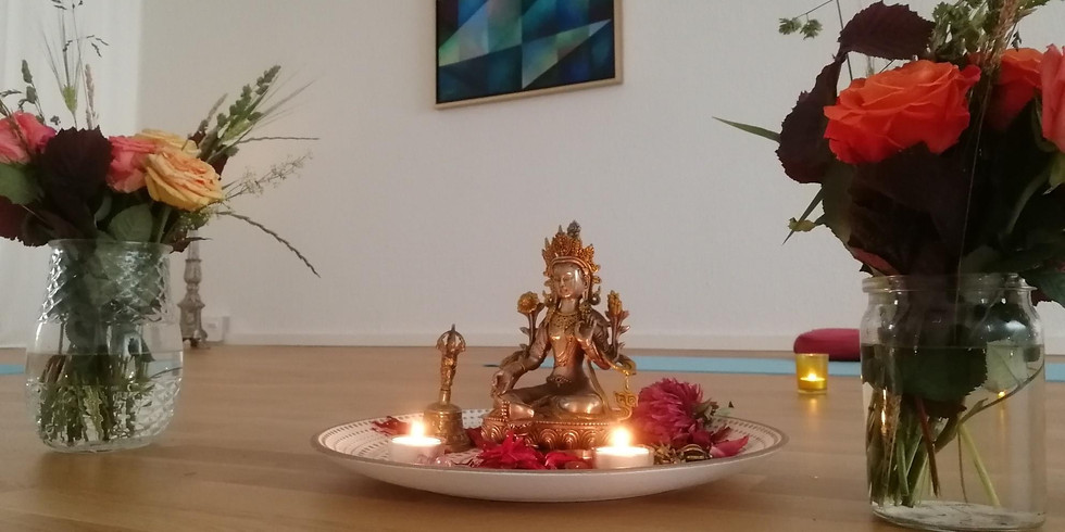 Meditation/ Lu Jong- Tibetisches Heilyoga/ Mantra singen
